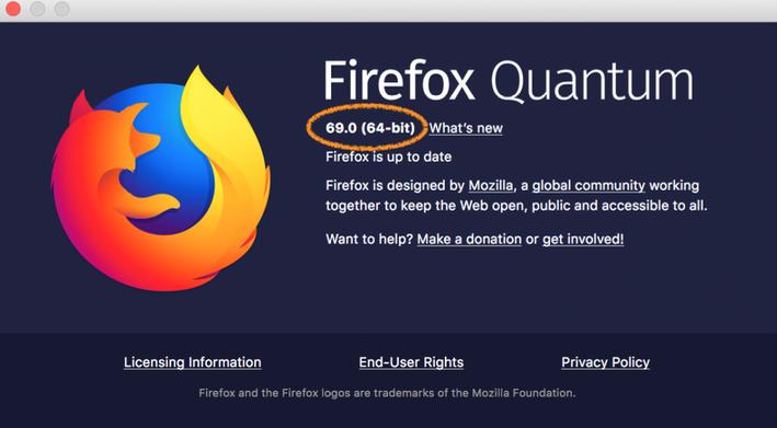 Firefox restart browser image